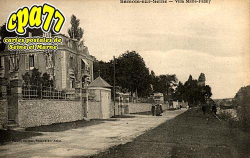 Samois Sur Seine - Villa Marie-Fanny