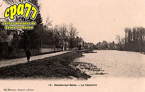 Samois Sur Seine - La Vauterre