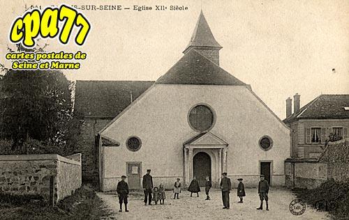 Samois Sur Seine - Eglise du XIIe siècle