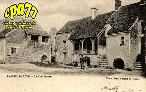 Samois Sur Seine - Le Coin-Musard