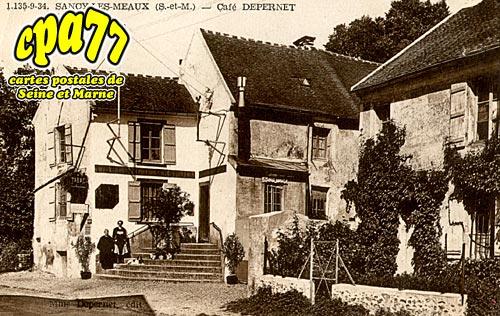 Sancy Lès Meaux - Café Depernet