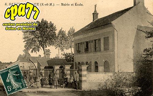 Sancy Lès Meaux - Mairie et Ecole