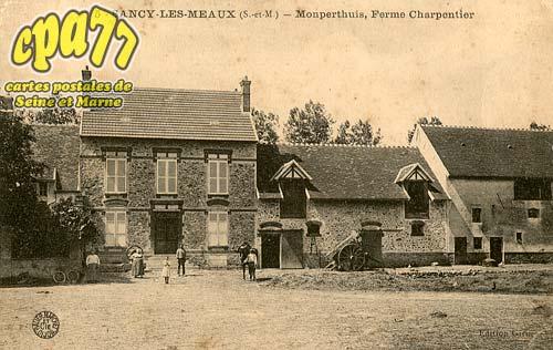 Sancy Lès Meaux - Monperthuis, Ferme Charpentier