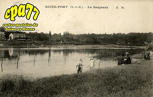 Seine Port - La Baignade