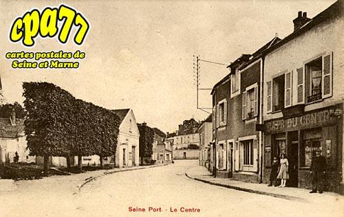 Seine Port - Le Centre