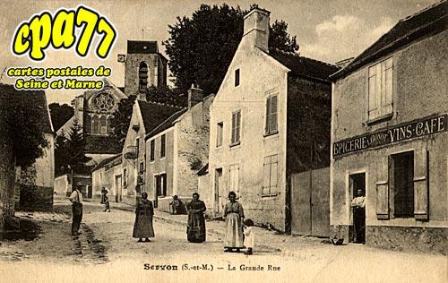 Servon - La Grande Rue