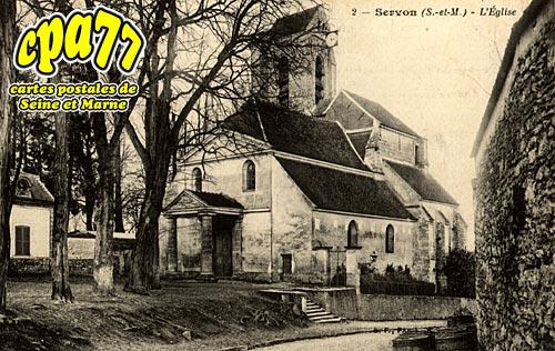 Servon - L'Eglise