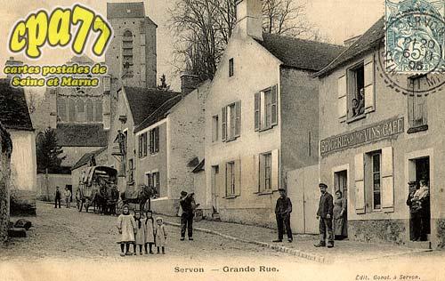 Servon - Grande Rue