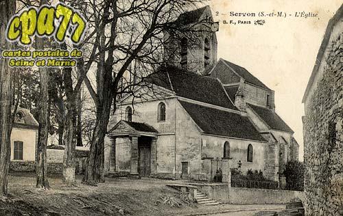 Servon - L'église