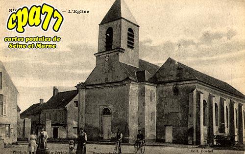 Signy Signets - L'Eglise