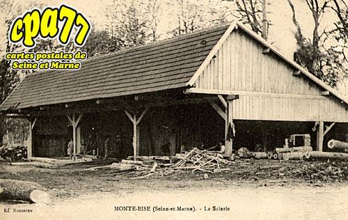 Signy Signets - Monte-Bise - La Scierie