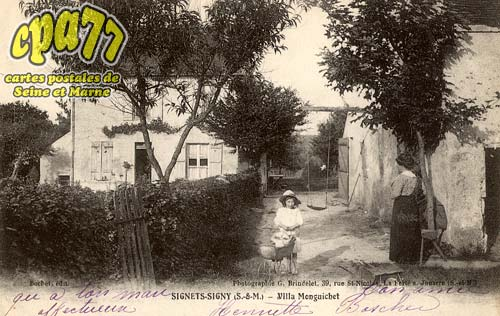 Signy Signets - Villa Monguichet