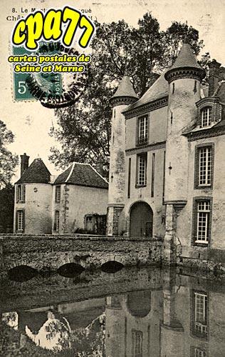 Sigy - Le Château - Côté Sud-Ouest