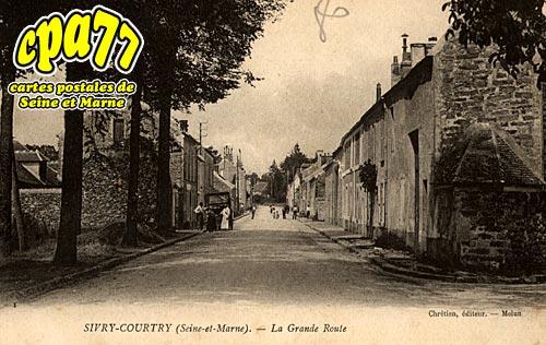 Sivry Courtry - La Grande Route