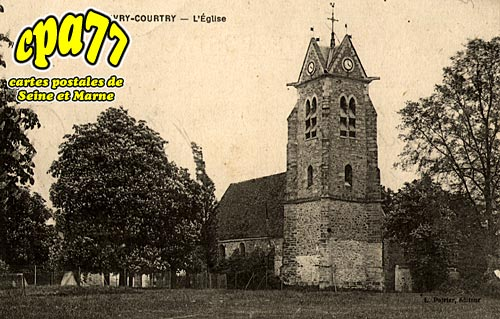 Sivry Courtry - L'Eglise