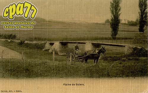 Solers - Plaine de Solers