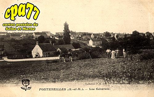 Souppes Sur Loing - Fonteneilles - Vue Générale