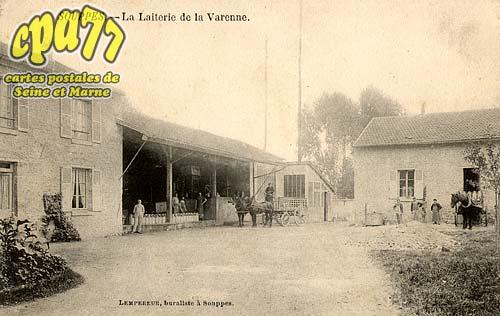Souppes Sur Loing - La Laiterie de la Varenne
