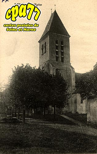 Tancrou - L'Eglise
