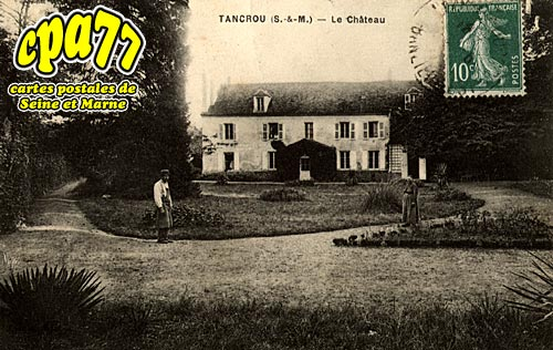 Tancrou - Le Château