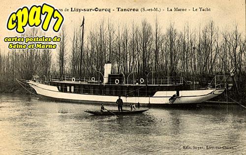 Tancrou - La Marne - Le Yacht