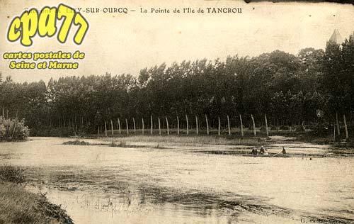 Tancrou - La Pointe de l'Ile de Tancrou
