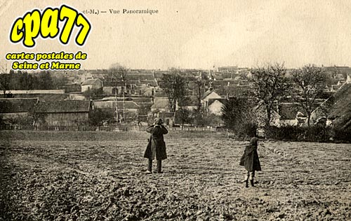 Thénisy - Vue Panoramique