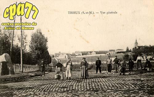Thieux - Vue Générale