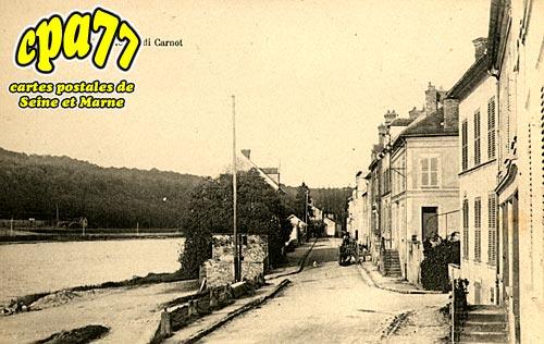 Thomery - Rue Sadi-Carnot
