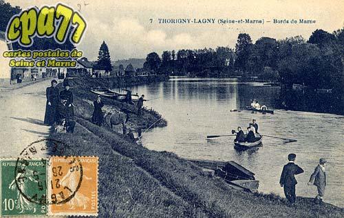 Thorigny Sur Marne - Bords de Marne