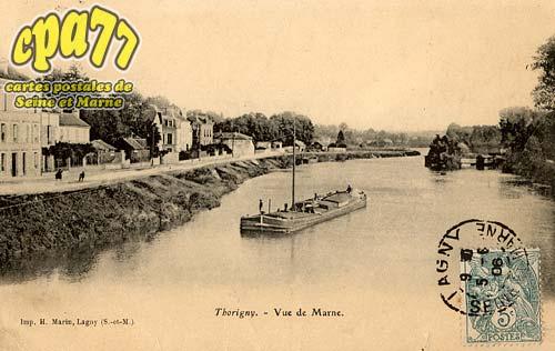 Thorigny Sur Marne - Vue de Marne