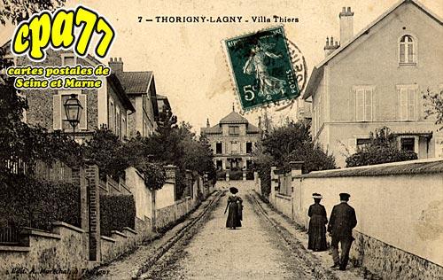 Thorigny Sur Marne - Villa Thiers