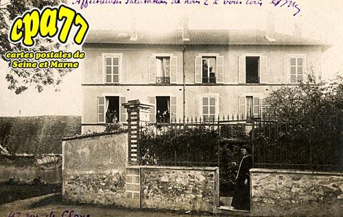 Thorigny Sur Marne - Carte Photo