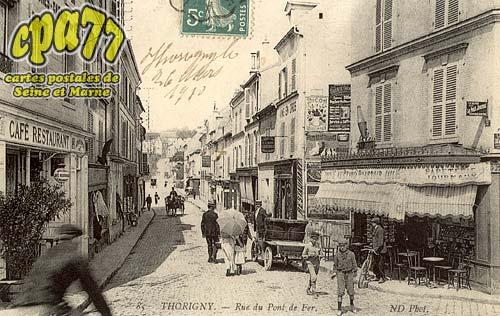 Thorigny Sur Marne - Rue du Pont de Fer