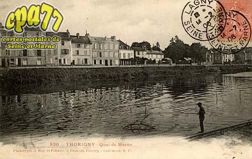 Thorigny Sur Marne - Quai de Marne