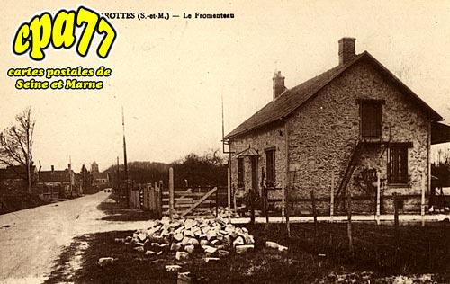 Thoury Férottes - Le Fromenteau