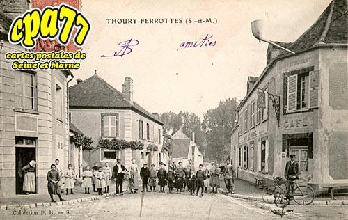 Thoury Férottes - Thoury-Ferrottes
