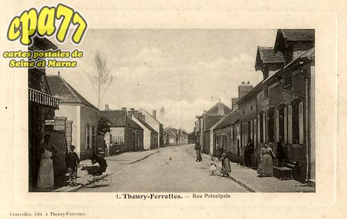 Thoury Férottes - Rue Principale