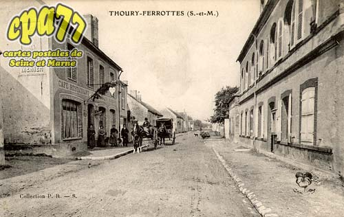 Thoury Férottes - Thourry-Ferrottes