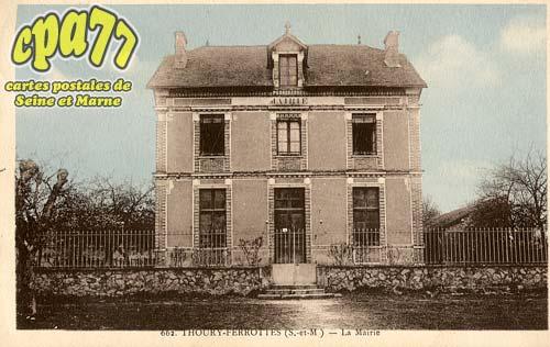 Thoury Férottes - La Mairie