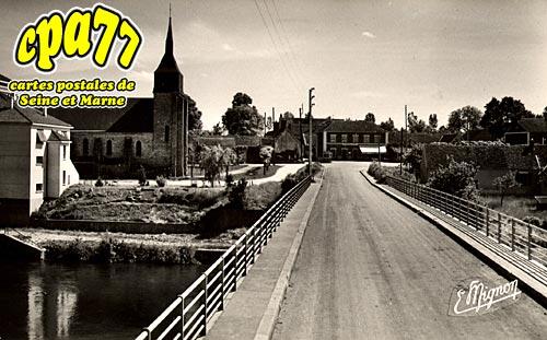 La Tombe - Le Pont