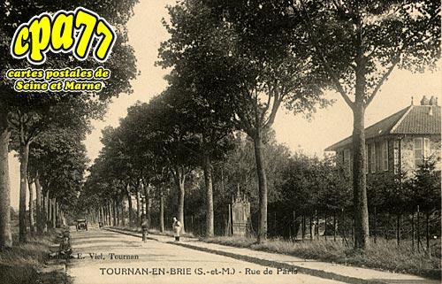 Tournan En Brie - Rue de paris