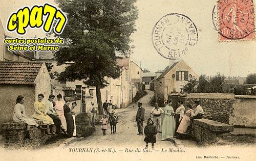 Tournan En Brie - Rue du Gaz - Le Moulin