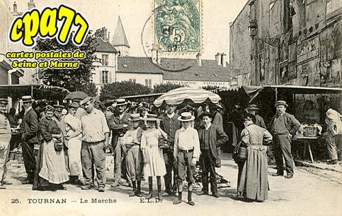 Tournan En Brie - Le Marché