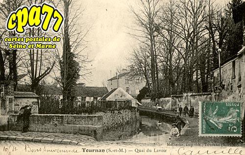 Tournan En Brie - Quai du Lavoir