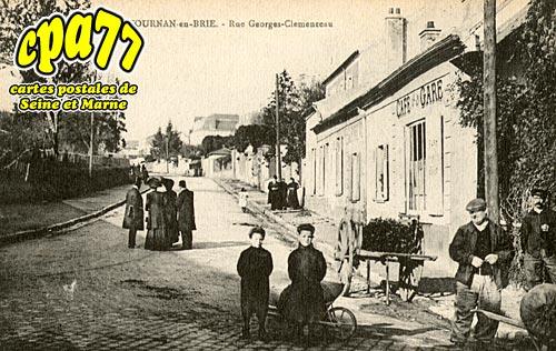 Tournan En Brie - Rue Georges Clémenceau