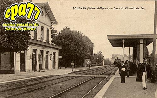 Tournan En Brie - Gare du Chemin de fer