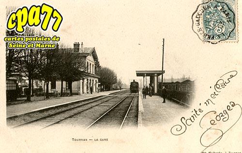 Tournan En Brie - La Gare