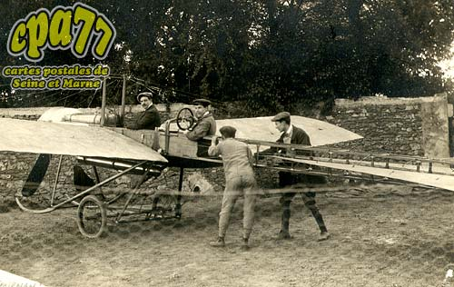 Tournan En Brie - Tournan Mai 1911 - Aéroplan