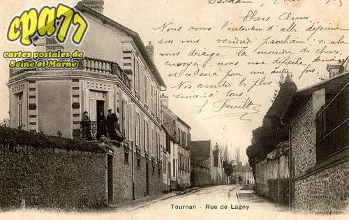 Tournan En Brie - Rue de Lagny